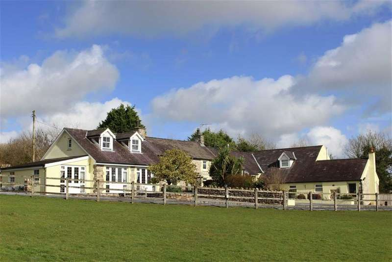 9 Bedrooms House for sale in Amroth Road, Llanteg, Narberth