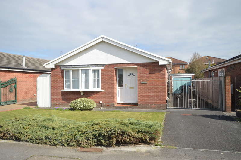 2 Bedrooms Detached Bungalow for sale in Walkers Hill, Marton