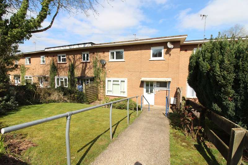3 Bedrooms Terraced House for sale in Sutherland Crescent, Newport, NP19