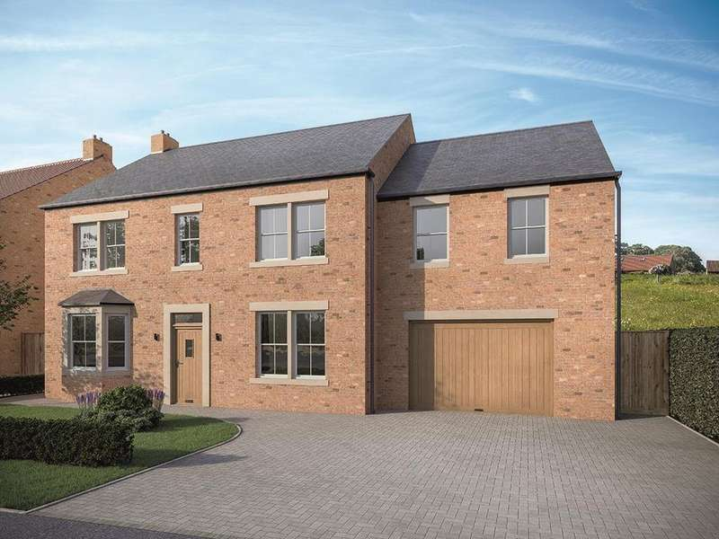 5 Bedrooms Detached House for sale in 14 The Green, Pickhill, Thirsk