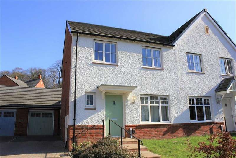 3 Bedrooms Semi Detached House for sale in Thornfield Road, Bristol