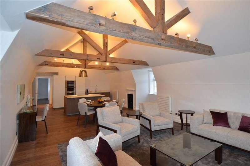 2 Bedrooms Flat for sale in Hamels Mansion, Hamels Park, Buntingford, Hertfordshire, SG9