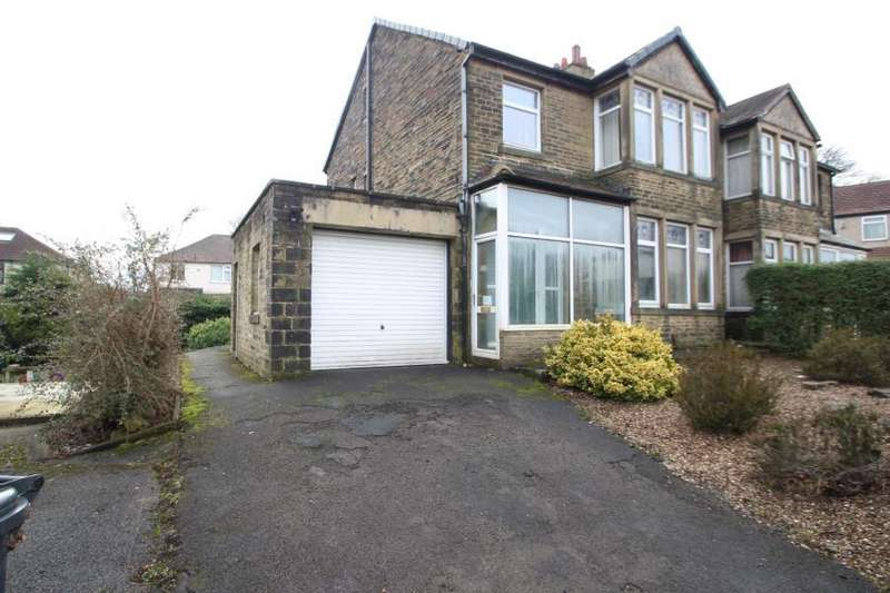 4 Bedrooms Semi Detached House for sale in DUCHY CRESCENT, BRADFORD, BD9 5NJ