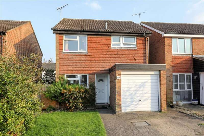 3 Bedrooms Detached House for sale in Crispin Fields, Pitstone, Leighton Buzzard, LU7