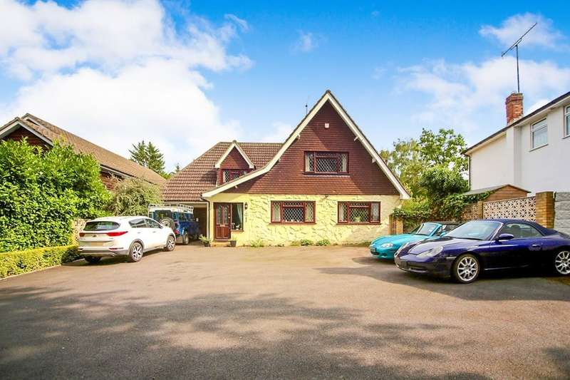 4 Bedrooms Detached House for sale in Gorsewood Road, Hartley, DA3