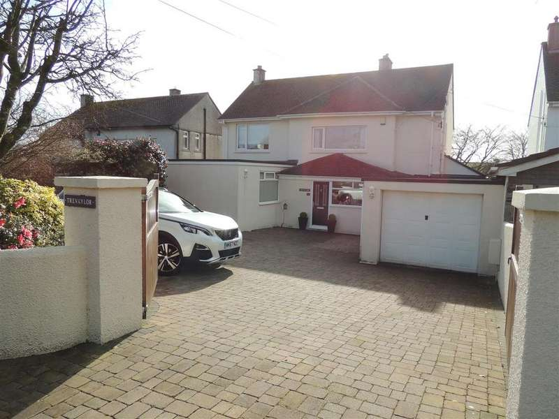 4 Bedrooms Detached House for sale in Eastbourne Close, St. Austell