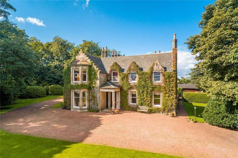 5 Bedrooms Detached House for sale in Almondhill House, Kirkliston, West Lothian, EH29