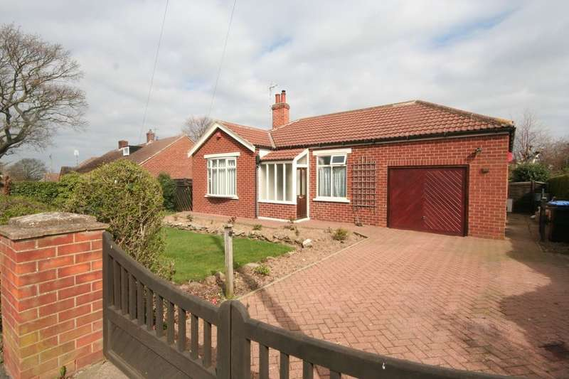 2 Bedrooms Detached Bungalow for sale in Strait Lane, Stainton, Middlesbrough, TS8