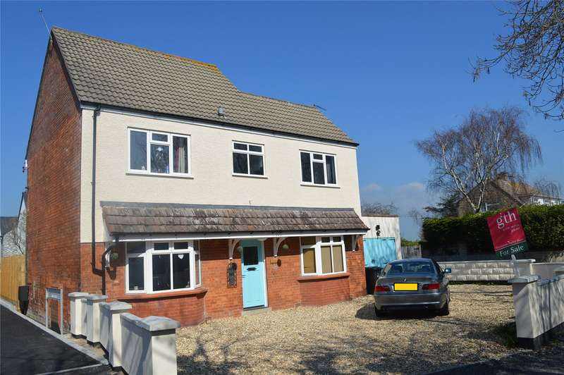 4 Bedrooms Detached House for sale in The Drive, Berrow Road, Burnham-on-Sea, Somerset, TA8