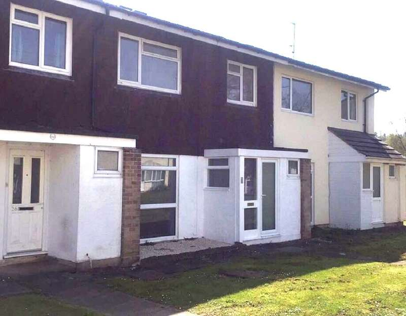 3 Bedrooms Terraced House for sale in Kings Fee, Monmouth