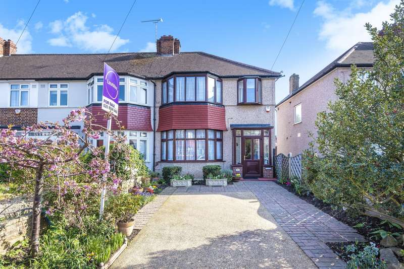 3 Bedrooms House for sale in Leamington Avenue, Morden, SM4