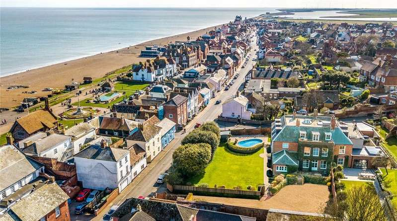 7 Bedrooms House for sale in Aldeburgh, Suffolk, IP15