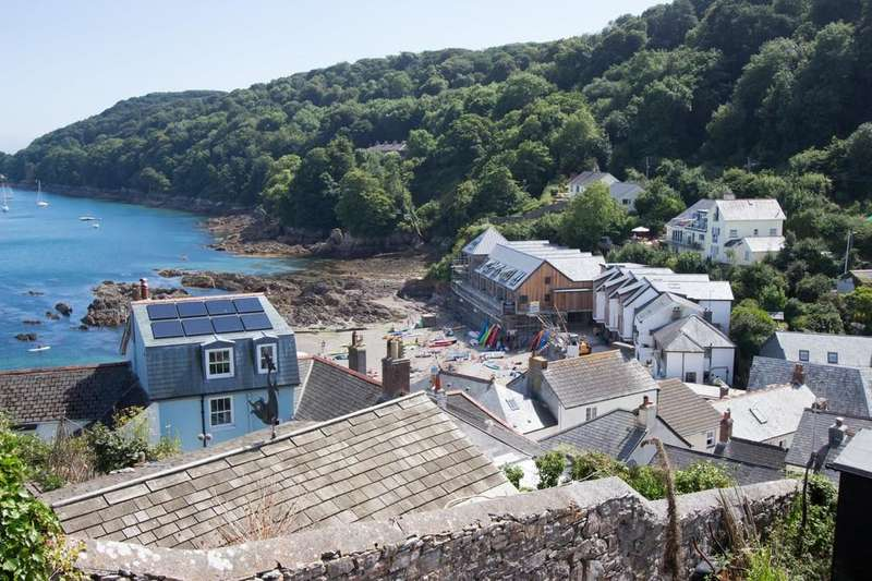 3 Bedrooms Apartment Flat for sale in The Bay, Cawsand, Torpoint