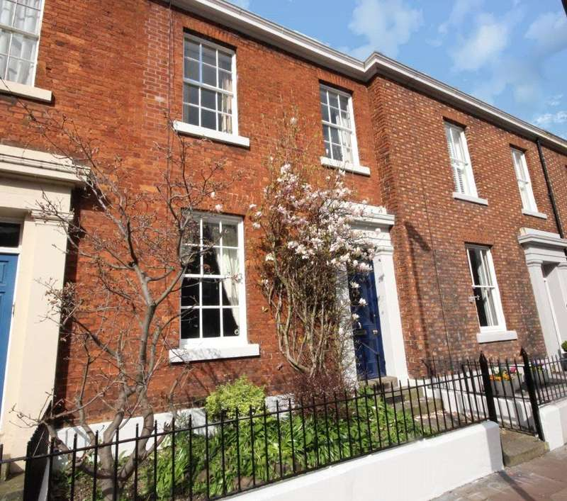 3 Bedrooms Terraced House for sale in 23 Chiswick Street, Carlisle, Cumbria