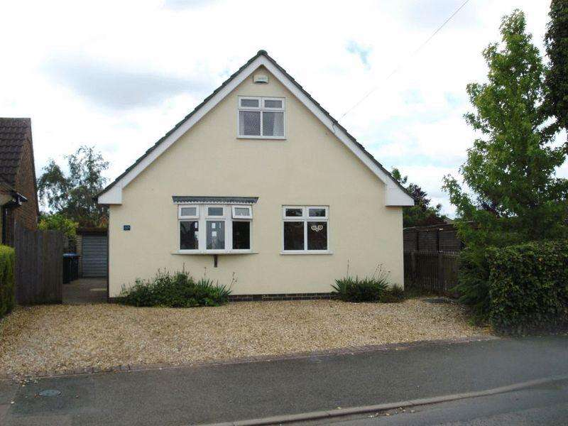 4 Bedrooms Detached Bungalow for rent in Cromwell Crescent, Market Harborough