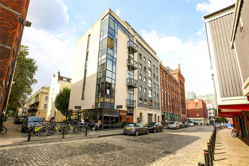 2 Bedrooms Penthouse Flat for sale in Queen Square Avenue, Bristol, BS1