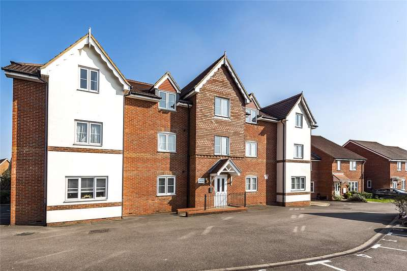 1 Bedroom Apartment Flat for sale in Fuchsia Grove, Shinfield, Reading, Berkshire, RG2