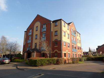 2 Bedrooms Flat for sale in Loughman Close, Kingswood, Bristol