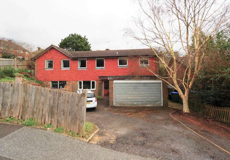 6 Bedrooms Detached House for sale in Mildmay Road, Lewes