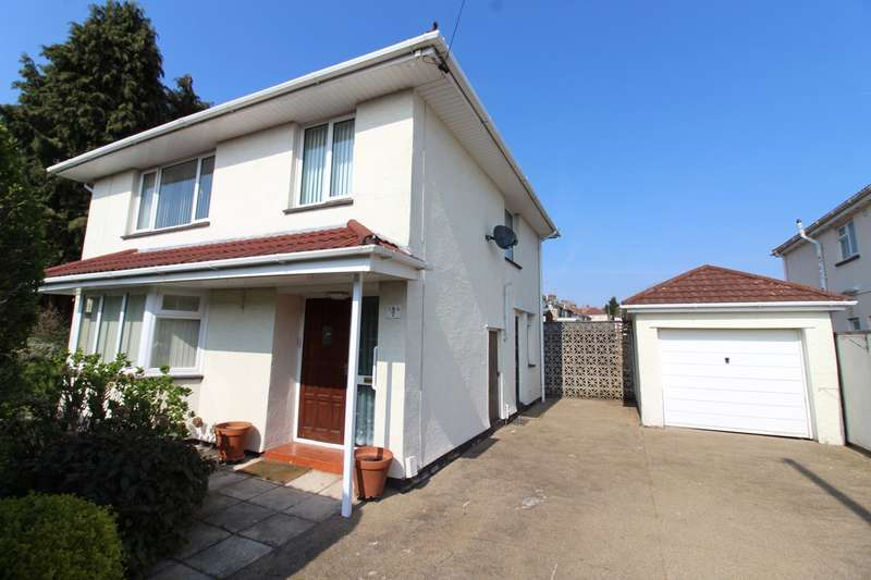 3 Bedrooms Detached House for sale in Graig Park Road, Newport, NP20