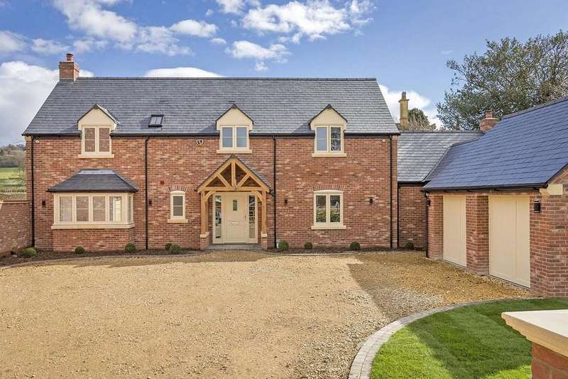 4 Bedrooms Detached House for sale in Rondo House, Vine Court, High Street, Mickleton, Chipping Campden