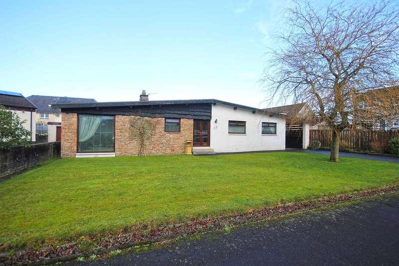 3 Bedrooms Detached Bungalow for sale in Belvedere View, Galston KA4