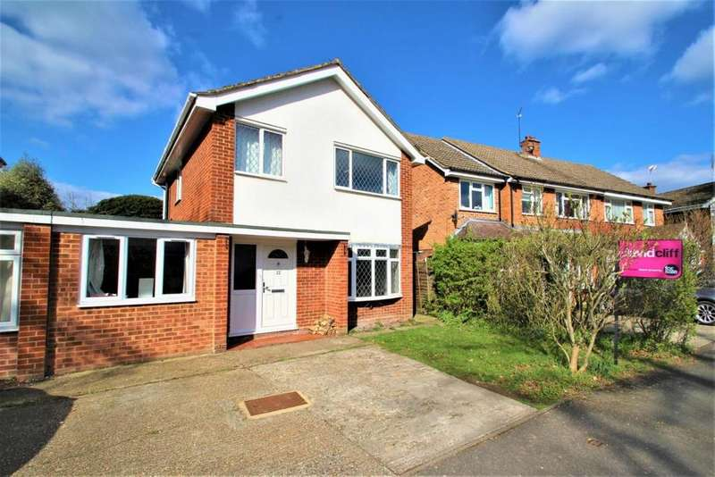 3 Bedrooms Link Detached House for sale in Croft Road, Mortimer Common, RG7