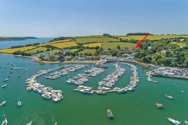 5 Bedrooms Detached House for sale in Mylor Harbour, Falmouth, South Cornwall