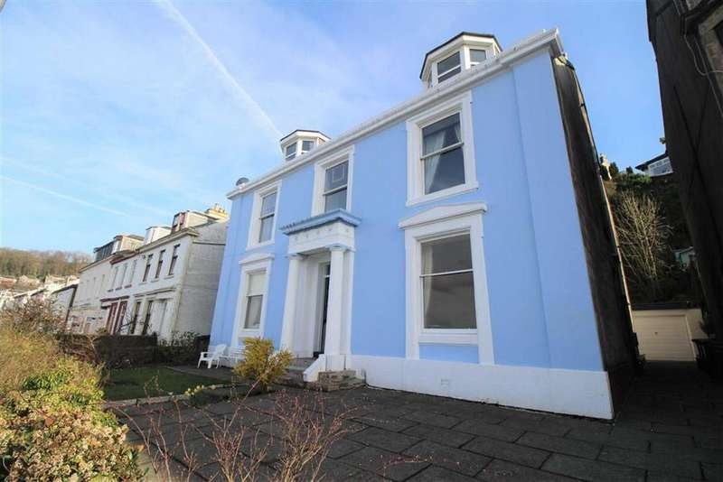 3 Bedrooms Flat for sale in Ashton Road, Gourock