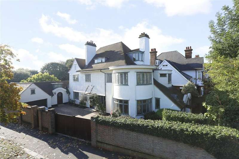 5 Bedrooms Detached House for sale in St. Mary's Road, Wimbledon, London, SW19