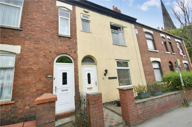 2 Bedrooms Terraced House for sale in Buxton Road, Heaviley, Stockport, Cheshire