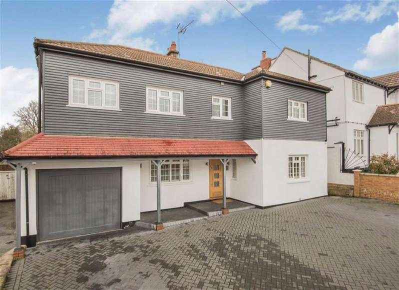 5 Bedrooms House for sale in Hadley Road, Enfield, Middlesex