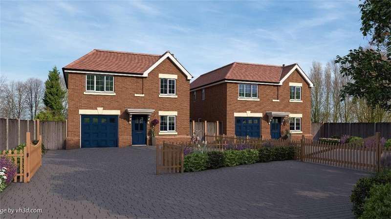 4 Bedrooms Detached House for sale in Hazelwood Lane, Ampthill, Bedford