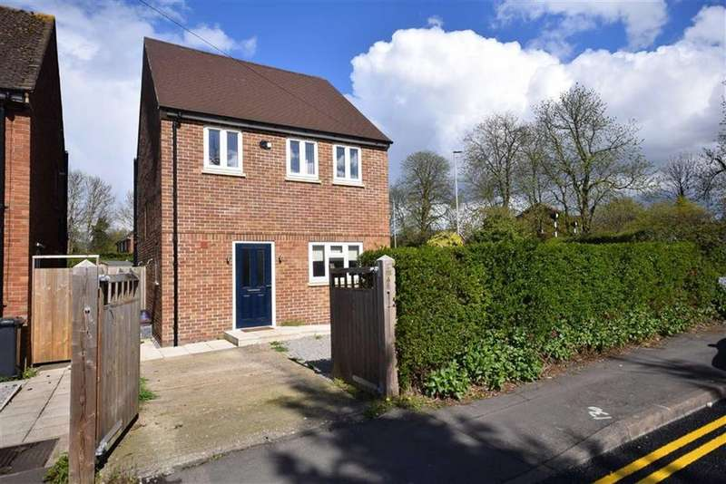 3 Bedrooms Detached House for sale in St Lawrence Road, Barnwood, Gloucester