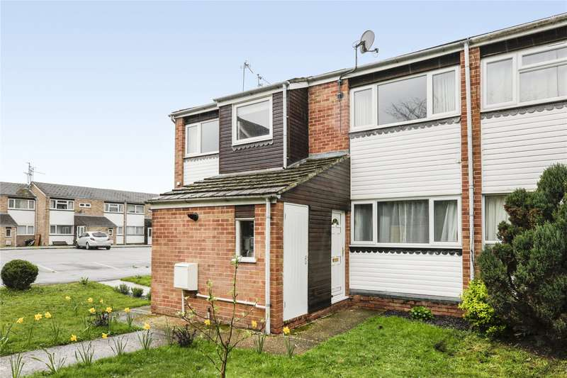 2 Bedrooms Maisonette Flat for sale in Rickman Close, Woodley, Reading, Berkshire, RG5