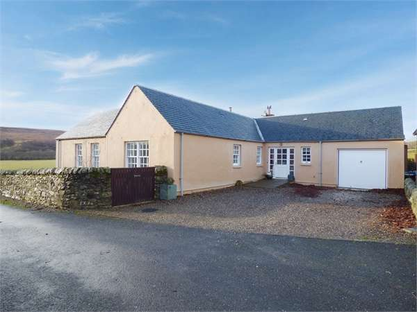 3 Bedrooms Detached Bungalow for sale in Blair Atholl, Pitlochry, Perth and Kinross