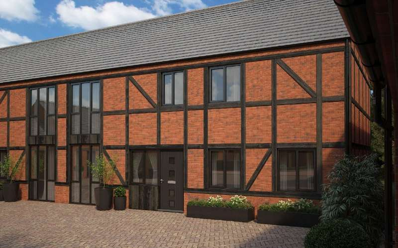 4 Bedrooms Semi Detached House for sale in Plot 17 The Evelina, The Orchard, Norton