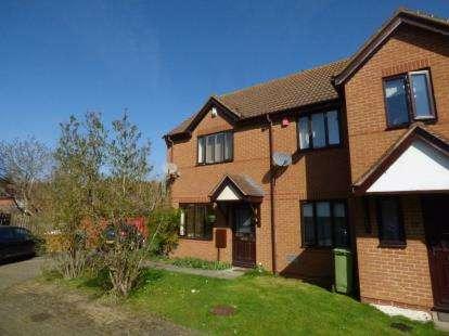 3 Bedrooms Semi Detached House for sale in Champflower, Furzton, Milton Keynes, Bucks
