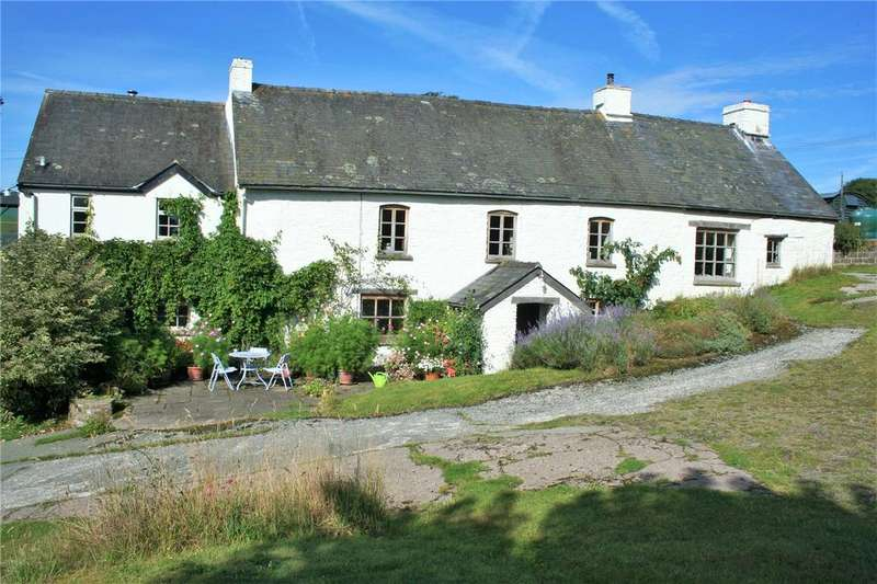 5 Bedrooms Farm Commercial for sale in Painscastle, Nr. Hay-On-Wye, Powys
