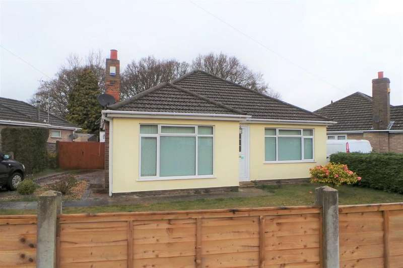 3 Bedrooms Detached Bungalow for sale in Gardenfield, Skellingthorpe, Lincoln