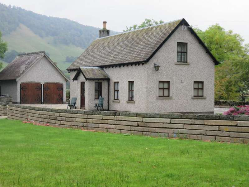 3 Bedrooms Detached House for sale in Kings Island, Killiecrankie, Pitlochry PH16