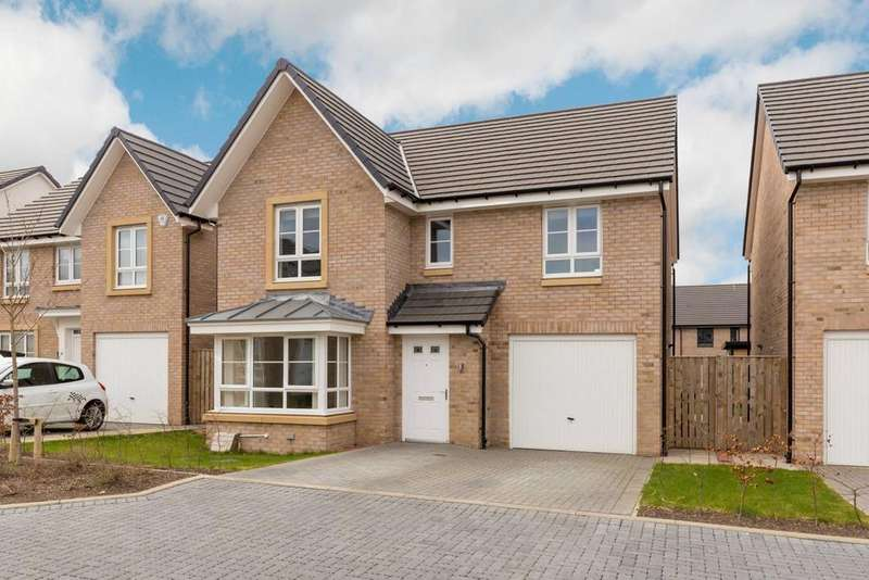 4 Bedrooms Detached House for sale in 12 Carrie Grove, South Queensferry, EH30 9AH