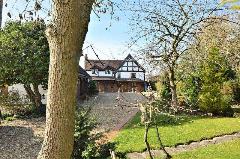 4 Bedrooms Detached House for sale in Astwood Lane * Astwood Bank * B96 6PT