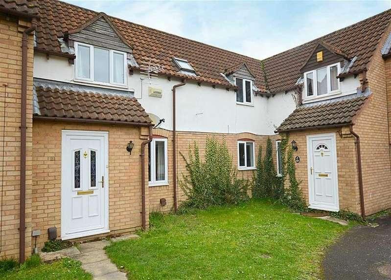 2 Bedrooms Terraced House for sale in Lanham Gardens, Quedgeley
