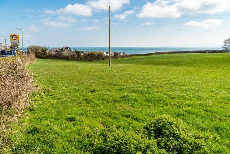 Land Commercial for sale in Moelfre, Anglesey, North Wales