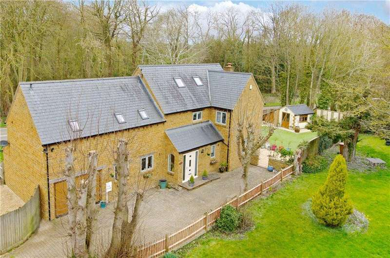 5 Bedrooms Detached House for sale in Chapel Lane, Charwelton, Daventry, Northamptonshire