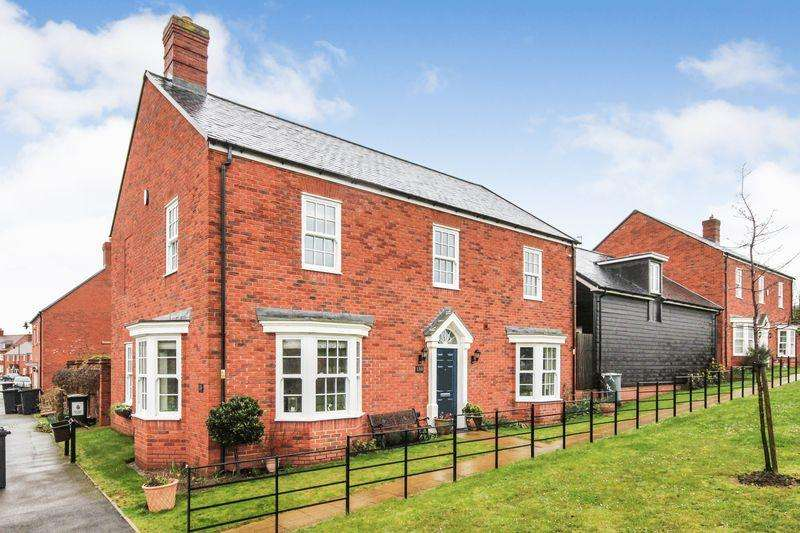 5 Bedrooms Detached House for sale in Wagstaff Way, Ampthill