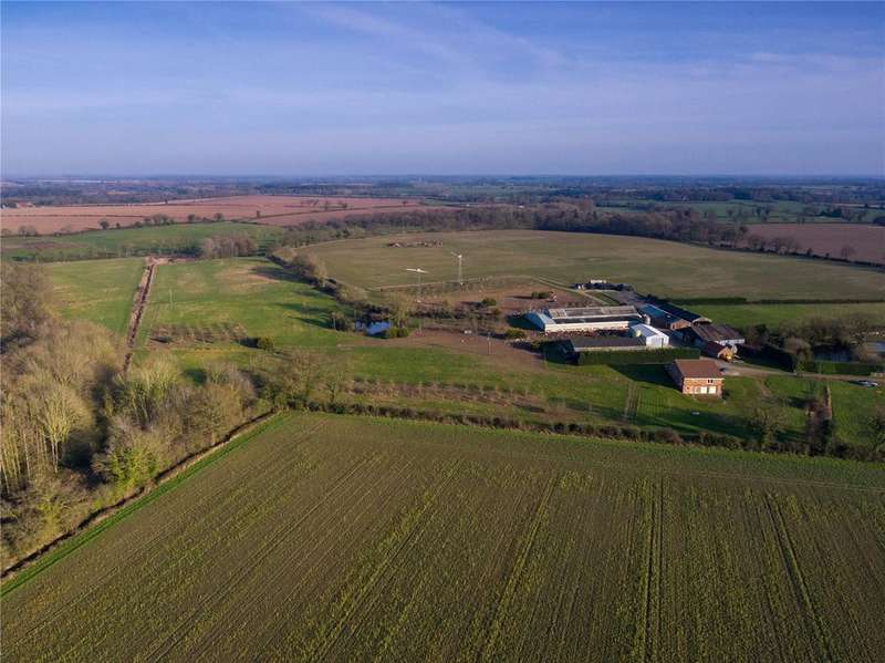 3 Bedrooms Farm Commercial for sale in Near Holt, Thurning, North Norfolk