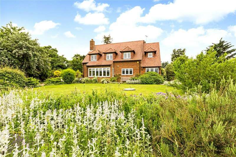 4 Bedrooms Detached House for sale in Britwell Salome, Watlington, Oxfordshire, OX49