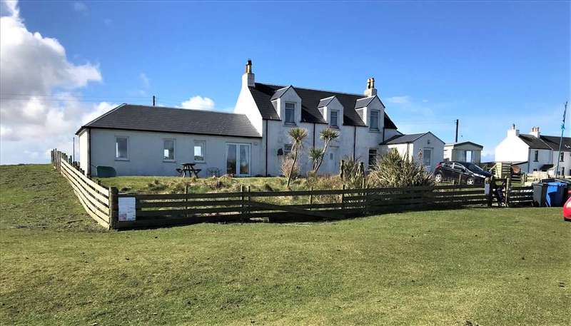 3 Bedrooms Detached House for sale in Gunna View, Caolas, Isle Of Tiree